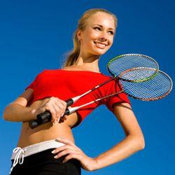 Kategorie Badminton