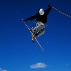 Kategorie Freestyle Ski