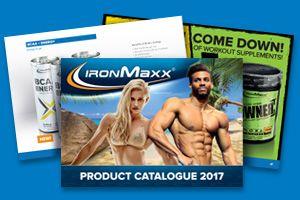 IronMaxx Produktkatalog