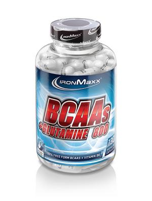 BCAAs + Glutamin 800 (130 Kapseln) kaufen