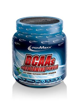 BCAAs + Glutamin Pulver (550 Gramm) kaufen