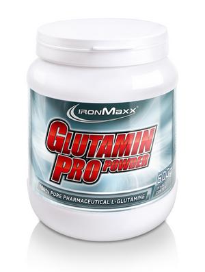 Glutamin Pro Pulver (500 Gramm) kaufen