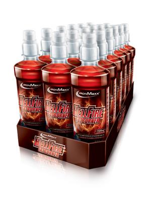 Hellfire® Fatburner Drink (18x500 ML) Tray kaufen