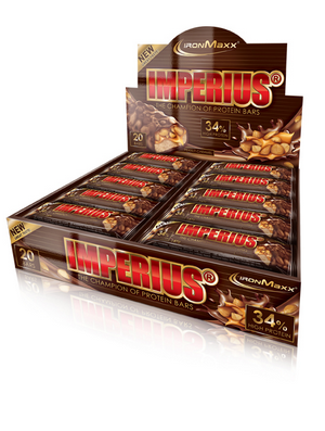 Imperius® Classic Riegel (20 x 87 Gramm) Erdnuss-Karamel Tray kaufen