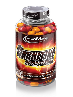 Carnitine Ultra Strong (140 Tricaps®) kaufen