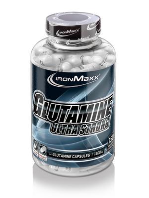 Glutamine Ultra Strong (150 Tricaps®) kaufen