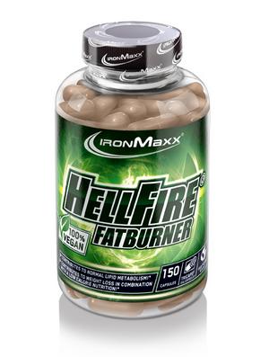 Hellfire® Fatburner Vegan (150 Tricaps®) kaufen