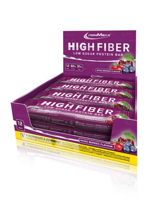 High Fiber Riegel Tray (12 x 60 Gramm) kaufen