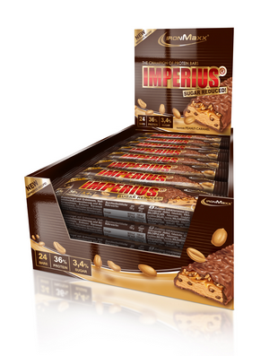 Imperius® Sugar Reduced Riegel (24x45 Gramm) Tray kaufen