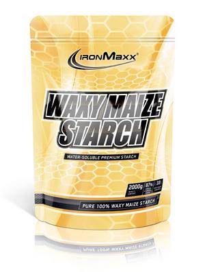 Waxy Maize Starch (2000 Gramm) Beutel kaufen